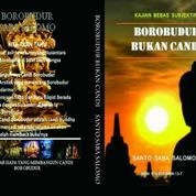 Buku Fenomenal & Langka,Borobudur Bukan Candi