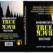 Buku Langka,Borobudur True Back History