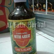 Cuka Apel Nutri Great Halal Dan Alami