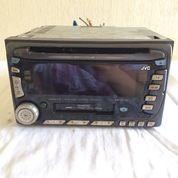 Head Unit/ Tape Mobil/ Double Din JVC KW-XC770