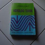HIDROLOGI TEKNIK Ir. CD. Soemarto B.I.E.Dipl.H.