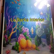 Wallpaper 3D Custom Di Semarang