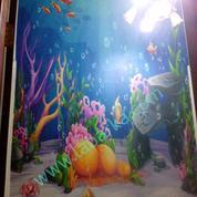 Wallpaper 3D Pemandangan Bawah Laut Untuk Daerah Salatiga & Ambarawa