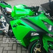 Alarm Motor Ninja250 Estrella Versys Remote Khusus Injeksi, Surabaya