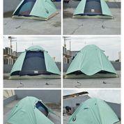 Tenda Dome Double Dek