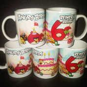 Mug Souvenir Ultah - Mug Ulang Tahun Model Mug Standar (13561655) di Kota Tangerang