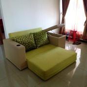 Sofa Bed Warna Hijau Di Semarang