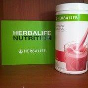 Herbalife Shake Mix Wild Berry