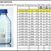 Botol Glass Laboratorium 10ml Schott Duran (13577283) di Kota Jakarta Pusat