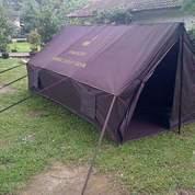 Tenda Pramuka Uk 3 X 4 ( Bhn Dinier Pake Alas)