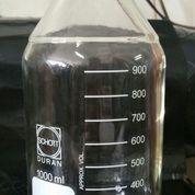 Botol Glass Laboratory Laboratorium 1000ml Schott Duran