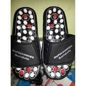 Sandal Kesehatan Reflexology Sandal Terapi Pencegah Penyakit Stroke