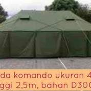 Tenda Komando ( Bhn Dinier 300 Soft )
