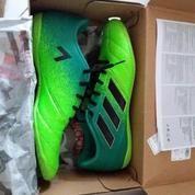 Sepatu FUTSAL ADIDAS ACE 17.4 IN Solar Green ORIGINAL BB5976