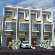 Rumah Mewah 4 Unit Sangat Strategis (13596683) di Kota Jakarta Barat