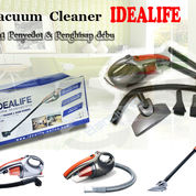 Vacum Cleaner Idealife IL-130s Penyedot Debu Serbaguna Daya Hisap Kuat
