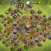 Akun Clash Of Clans TH 11 Max