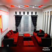 Sofa Minimalis Warna Merah Di Semarang