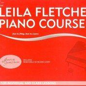 BUKU PIANO PEMULA - LEILA FLETCHER PIANO COURSE - BUKU 1