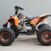 ATV MOTOR 125cc Madix - Orange (13628997) di Kota Bandung