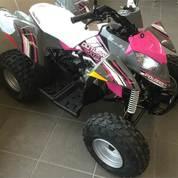 ATV Motor Polaris Industries Outlaw 110 EFI (13629211) di Kota Bandung