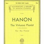Buku Piano - Hanon The Virtuoso Pianist - Buku Musik