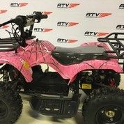 ATV 800W Electric Pink Spider (13631033) di Kota Bandung