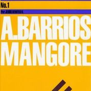 BUKU GITAR - AGUSTIN BARRIOS - Volume 1 - Klasik - Classic