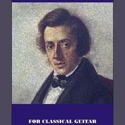 BUKU GITAR - Chopin For Classical Guitar Tablature Volume 2