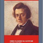 BUKU GITAR - Chopin For Classical Guitar Tablature Volume 1
