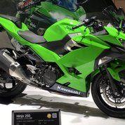 All New Motor Kawasaki Ninja 250 Fi Ijo (13645081) di Kota Jakarta Selatan