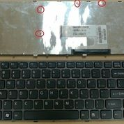 Keyboard SONY FW Series (Black) - FRAME