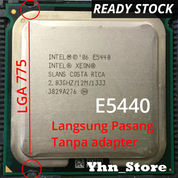 Processor Intel Xeon E5440 Quad Core 2.83GHz LGA 775