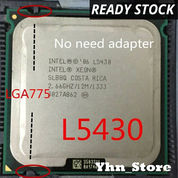Prosesor Intel Xeon L5430 LGA 775 Quad-Core 2.66GHz