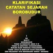 Buku Heboh,Klarifikasi Sejarah Borobudur