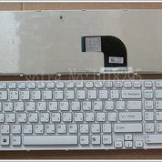 Keyboard SONY SVE15 - WHITE (NUMERIC)