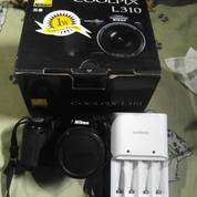 Nikon Coolpix L310 Sacond