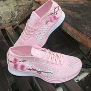 Sepatu Nike Flyknit Racer Embroidered Floral (13680837) di Kota Bandung