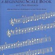 (NEW) Buku Biola - A TUNE A DAY - BEGINNING SCALE BOOK - Musik Violin