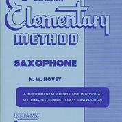 Buku Saxophone Elementary Method - Buku Musik
