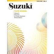 BUKU FLUTE - SUZUKI FLUTE Volume 1- 11 INCLUDE CD