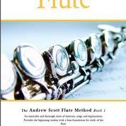 BUKU FLUTE - FLUTE METHOD - BOOK 1 - INCLUDE CD