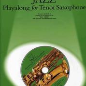 (NEW) BUKU SAXOPHONE - JAZZ Playlong For Tenor SAXOPHONE - Buku Musik