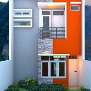 Rumah 2 Lantai Dekat Tol Bekasi Timur