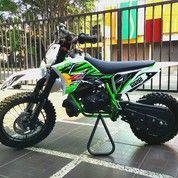 Mini Trail 50cc Mesin 2 Tak 50cc SE Hokky Malkot