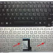 Keyboard SONY CA Series (PCG-61711W) - BLACK