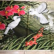 Lukisan Sepasang Burung Jalak Bali (13720831) di Kab. Bandung