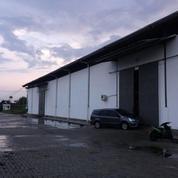 Bangunan Dan Tanah Ex.Pabrik Di Tangerang