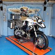 BMW R1200 GS ADVENTURE FULL BOX TAHUN 2009
