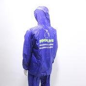 Jas Hujan Jaket Celana Pinguin Parasut Xl